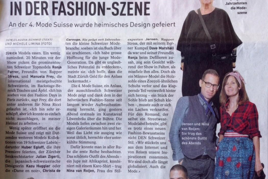 Sonntags-Zeitung
