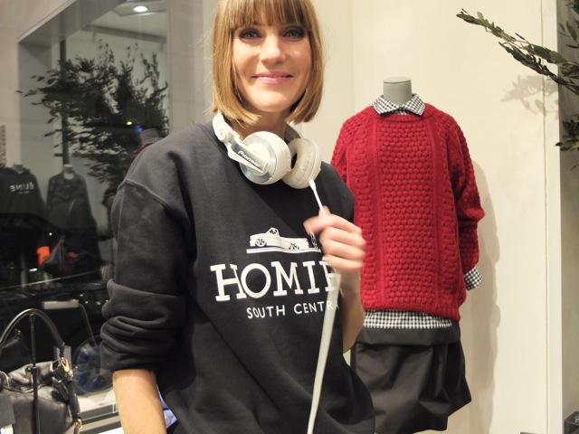 DJ Annina Frey