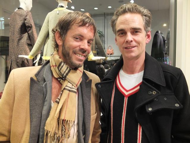 Oliver Scotoni und Darryl von Däniken