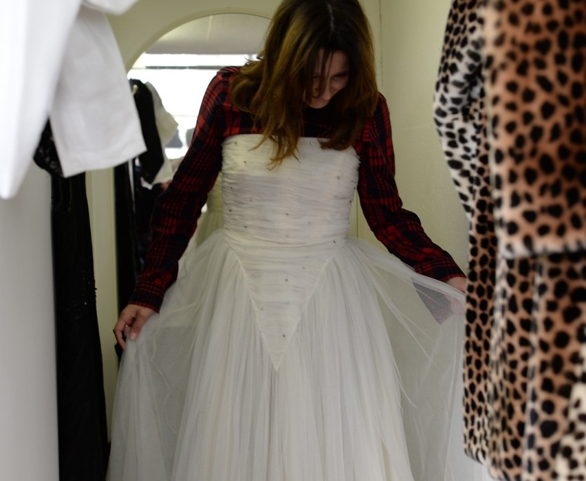 Ein traumhaftes Hochzeitskleid