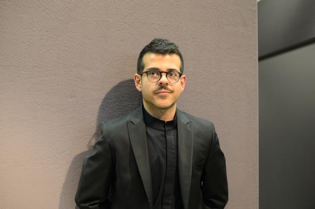 Store Manager Antonio Ruperez Merendino.