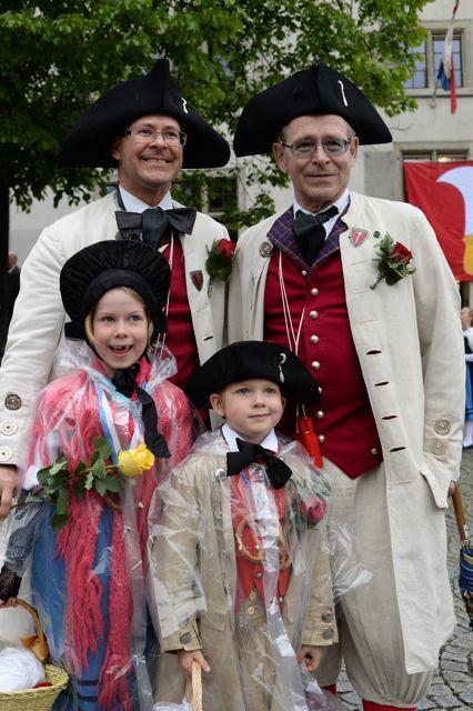 Ein Familienfest für Zürich