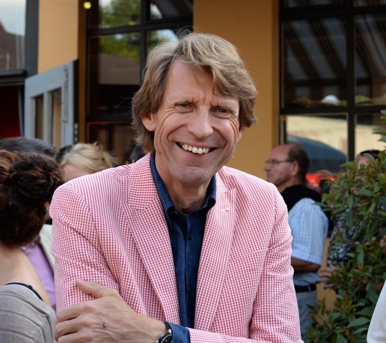 Pfister-CEO Meinrad Fleischmann