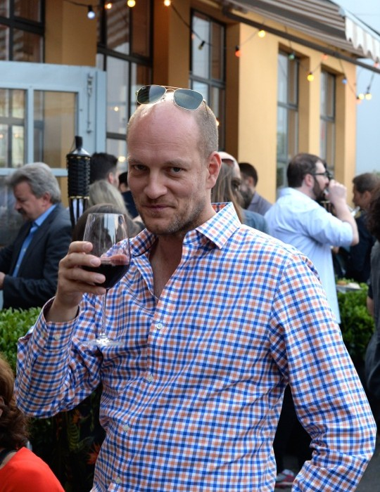 Journalist Mirko Beetschen