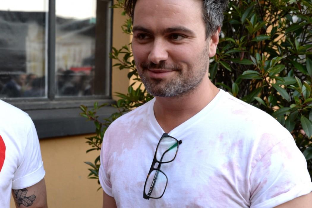 Designer Fabrice Aeberhard von Viu