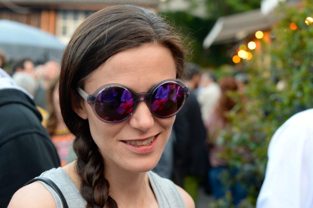 Fotografin Véronique Hoegger