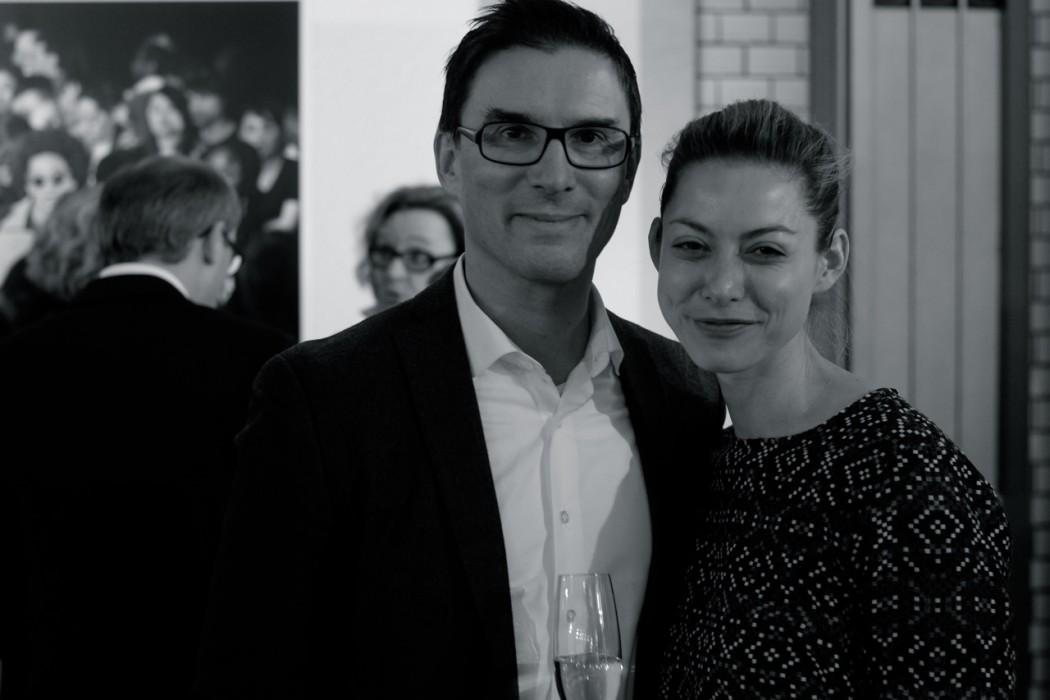 Jürgen Müller und Catharina Berndt.