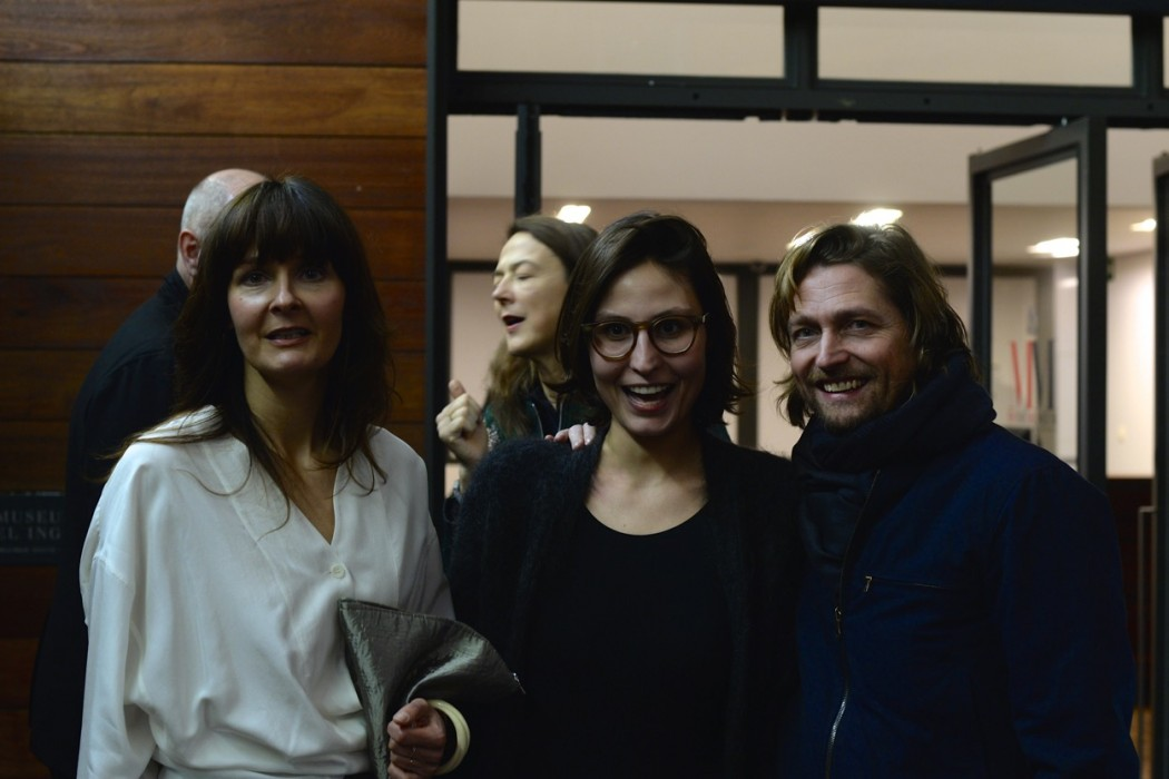 Nina van Rooijen, Jennifer Wiebeking, Frank Polley