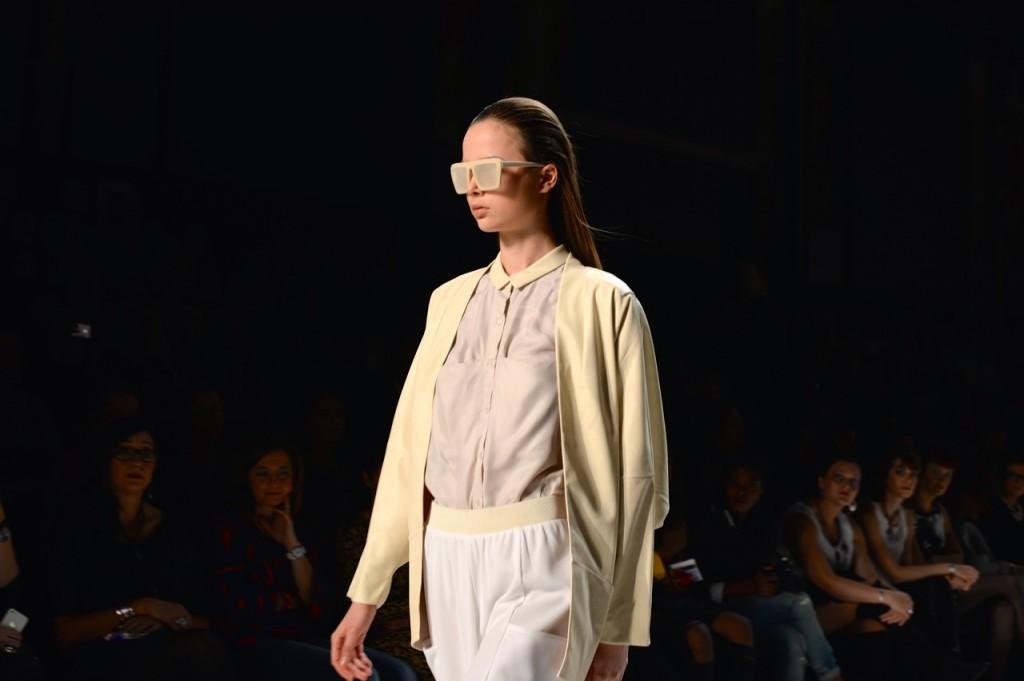 Berenik @ Zurich Fashion Days 2014.