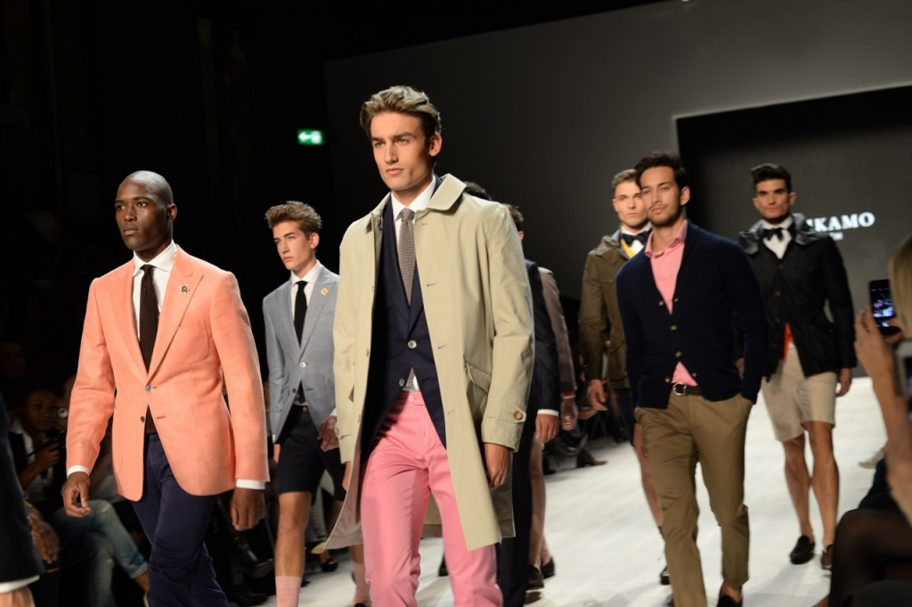 Pelikamo @ Zurich Fashion Days 2014.