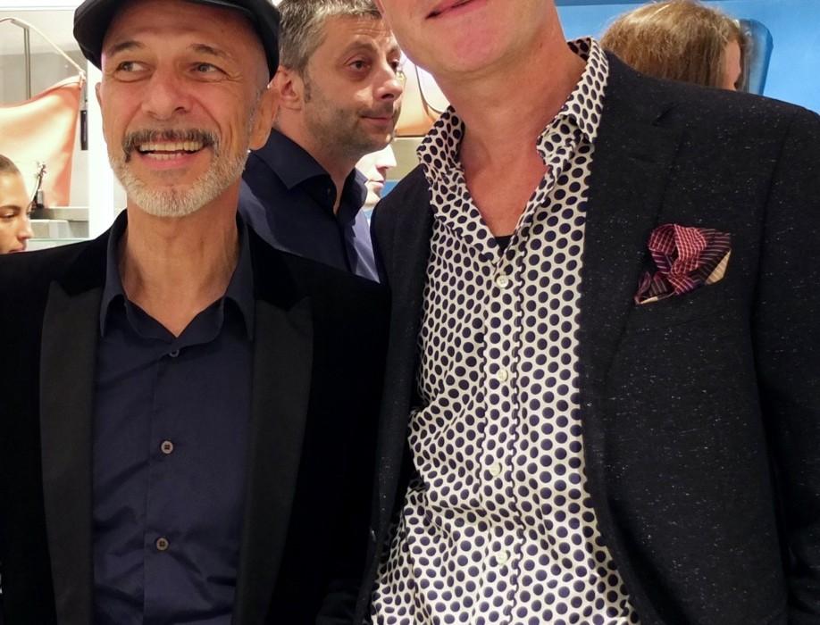 Hans Siegwart und Markus Bircher von By Heart