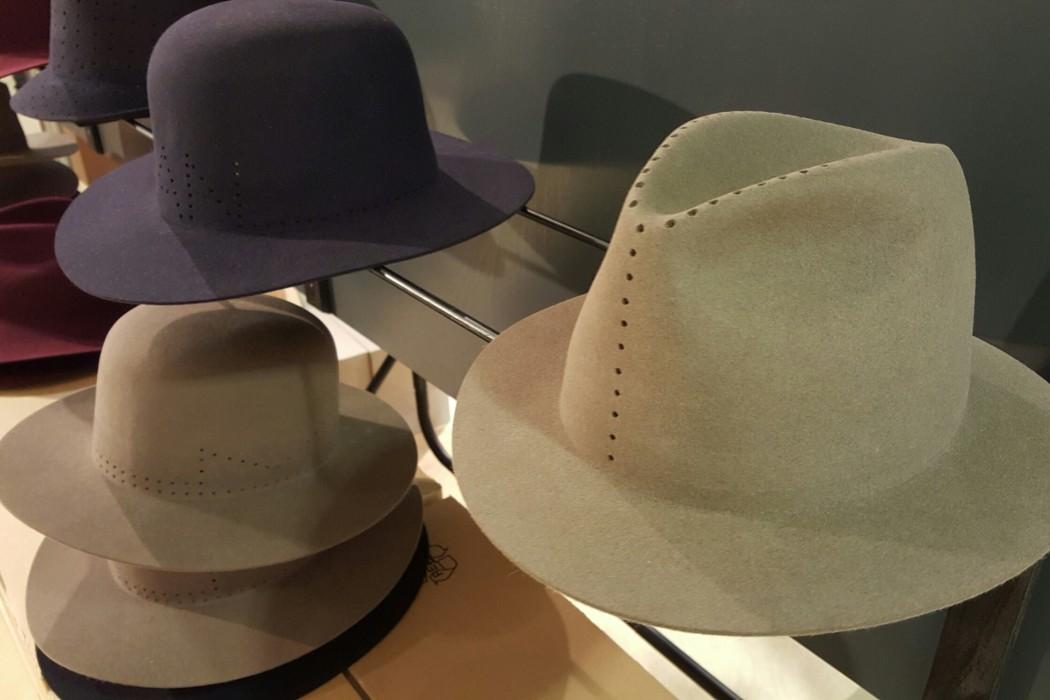 Hüte von Lada/Tonak aus Tschechien