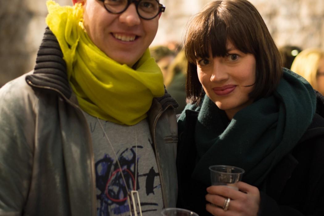 Felix Doll & Noemi Fraefel