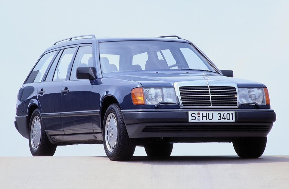 Mercedes-Benz W124 Kombi