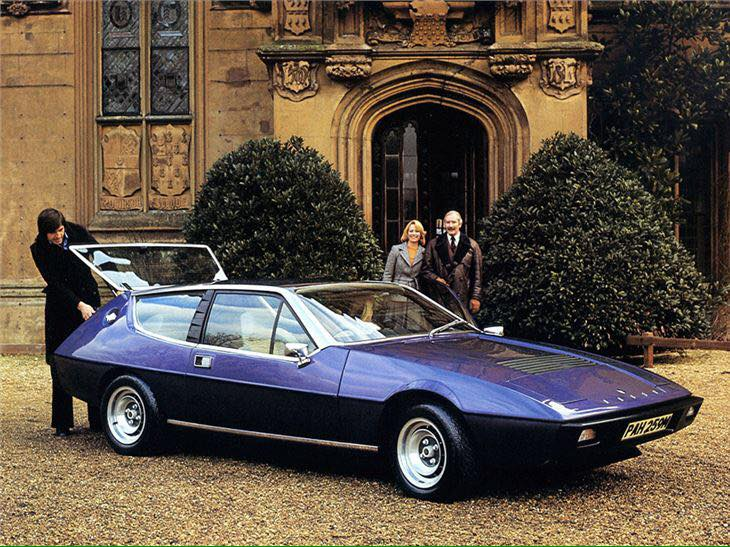 Lotus Elite Type 75