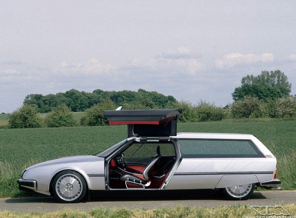 Citroen CX Gullwing Shooting Brake