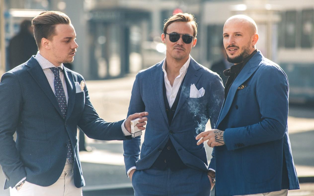 huge discount 8b9b6 6a30b Wo bekommt man einen guten Anzug? | van Rooijen Style Post