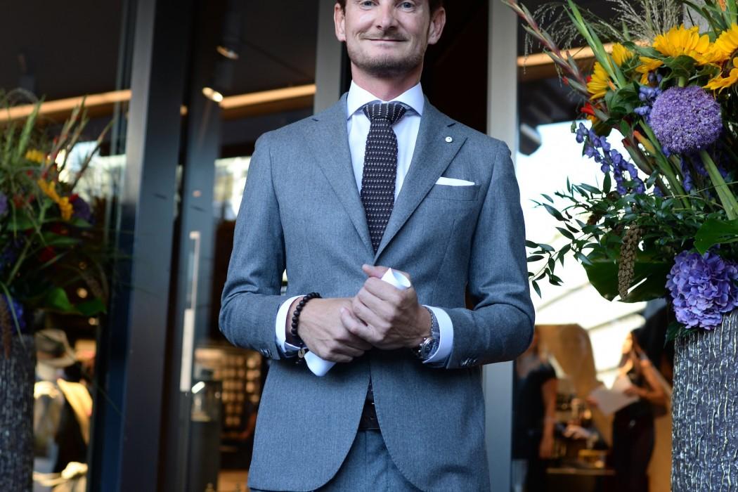Christian Malzach, Chef von Herren Globus.