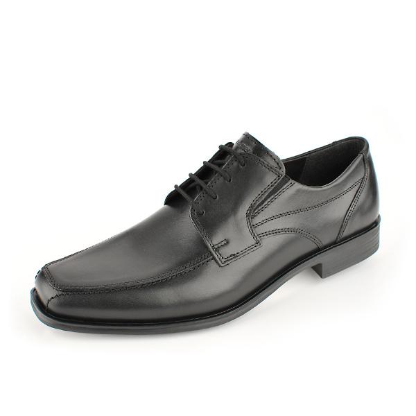 """Echt abwegiger Langweiler-Schuh namens """"Nevada"""" von Fretz Men."""