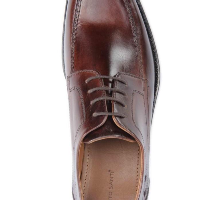 Dieses hässliche Billigmodell der Fake-Marke Roberto Santi gibt es bei Vögele Shoes, 79.90 Franken.