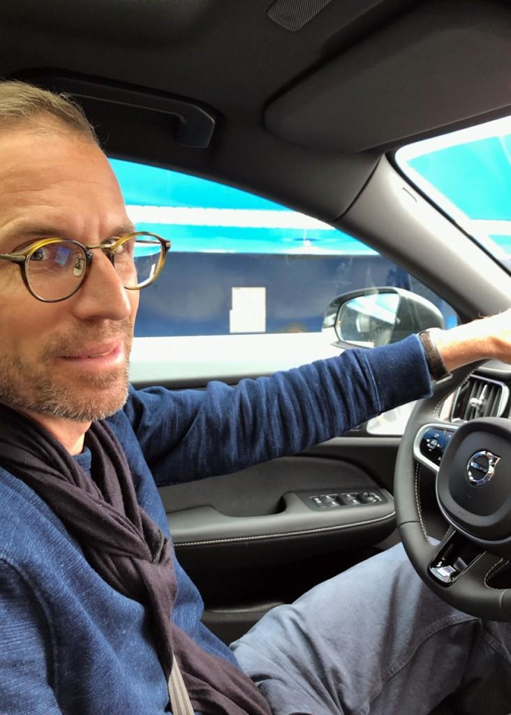Entspannt unterwegs: Volvofahren 2.0, im Jahre 2019.