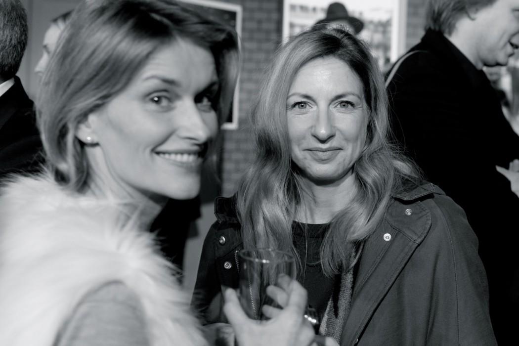 Stefanie Schütte und Sue Giers.