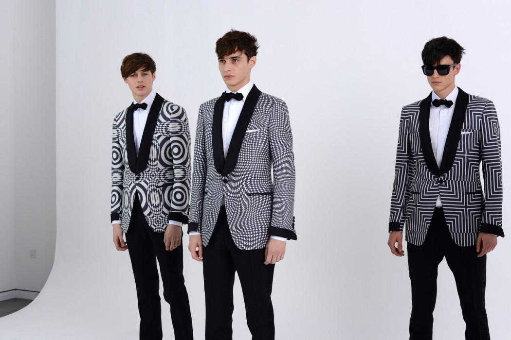 """Black tie auch im """"normalen"""" Anzug    van Rooijen Style Post 8b24255bba"""